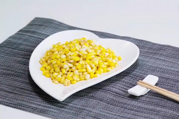 金沙玉米做法步骤:4
