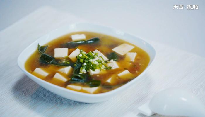 海带豆腐汤做法步骤:9