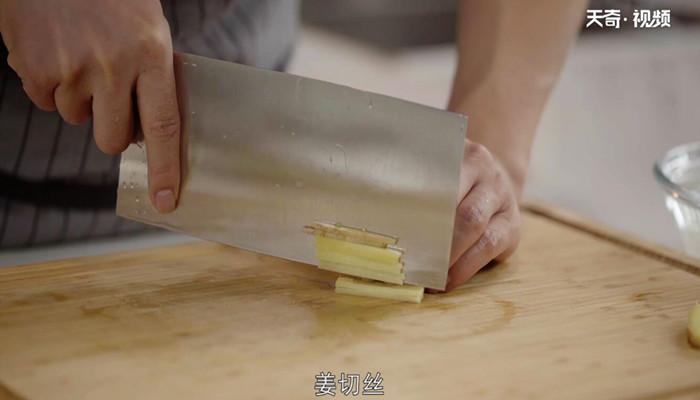农家小炒肉做法步骤:4
