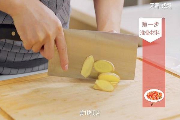 土豆炖排骨做法步骤:2