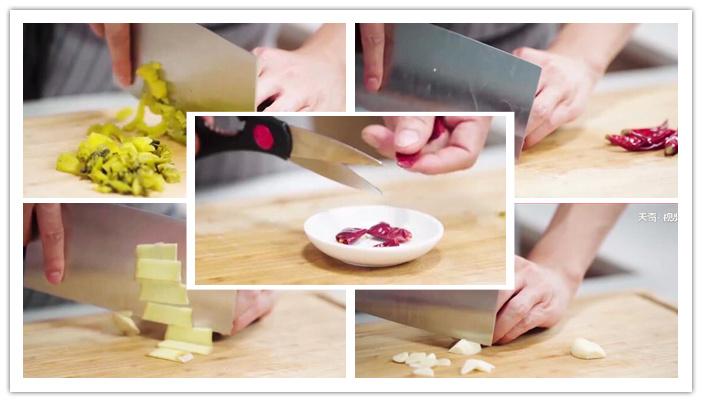 酸菜鱼视频做法步骤:3