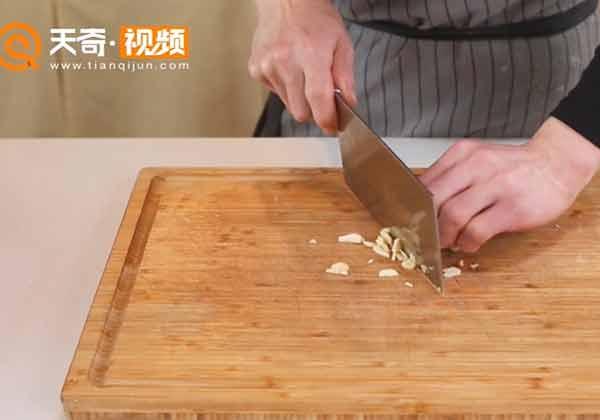 酱油炒饭做法步骤:3