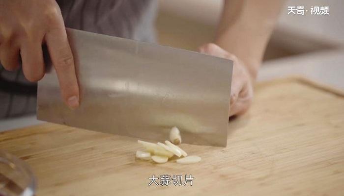 农家小炒肉做法步骤:3