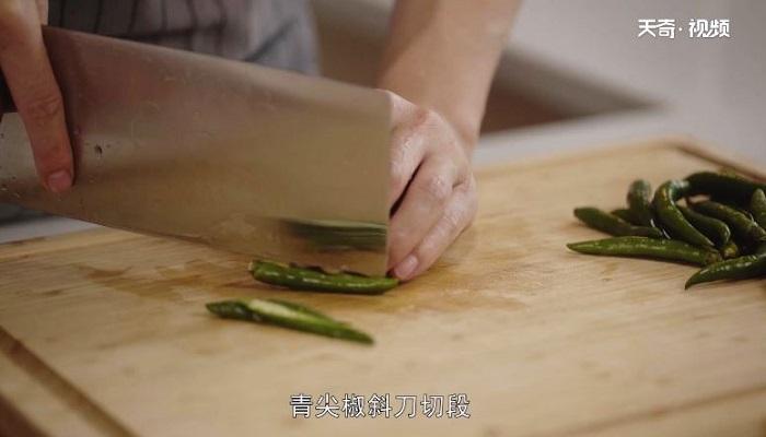 农家小炒肉做法步骤:5