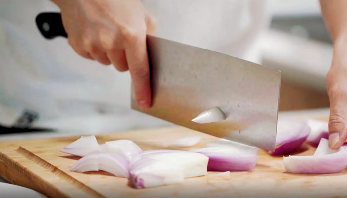 小炒蛤蜊肉做法步骤:3