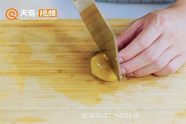 黄瓜皮蛋汤做法步骤:3