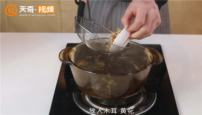 酸辣汤做法步骤:10
