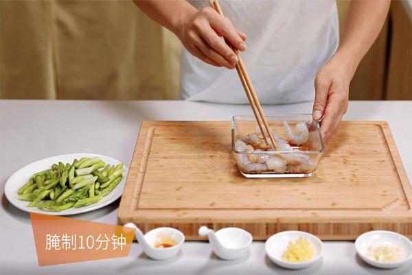 芦笋虾仁做法步骤:5