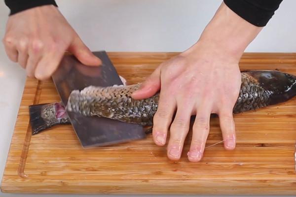 青椒鱼做法步骤:3