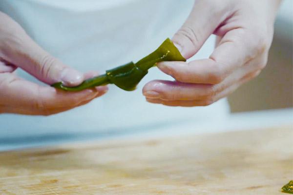 海带豆腐汤做法步骤:3