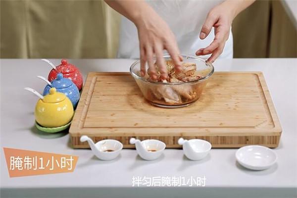 酥炸鸡翅做法步骤:4