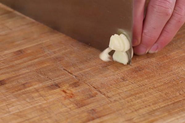 豆角炒肉做法步骤:5