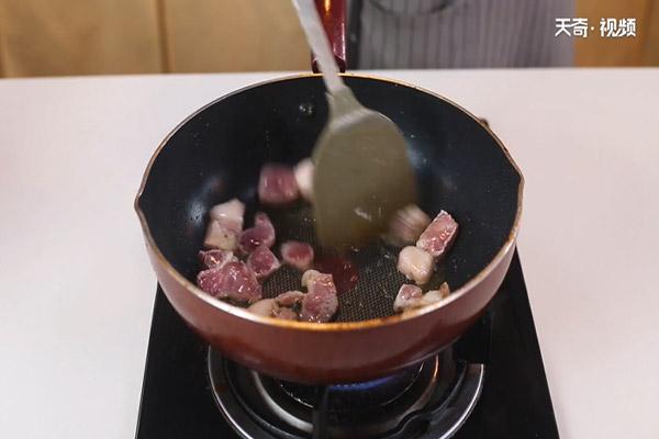 酸菜炖粉条怎么做好吃做法步骤:7
