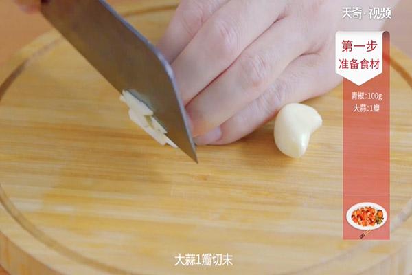 青椒肉丝做法步骤:3
