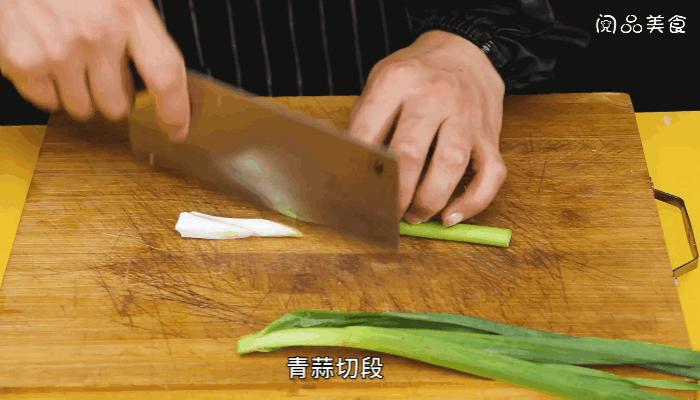 尖椒炒牛肉做法步骤:2