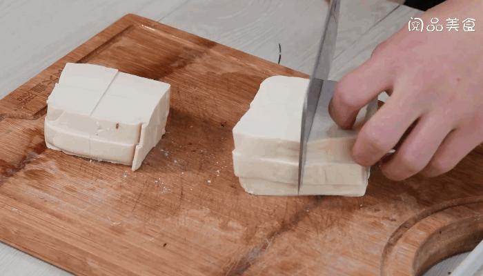 黄花菜香菇豆腐汤做法步骤:5