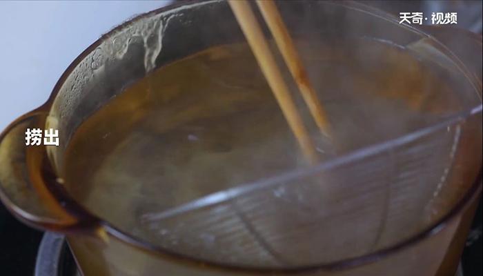 酸辣粉做法步骤:4