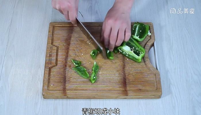 腊肠炒沙葛做法步骤:5