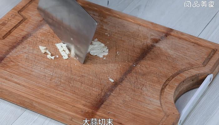 香菜炒蚕蛹做法步骤:3