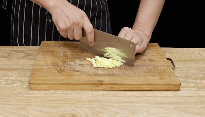 酸菜兔肉做法步骤:8