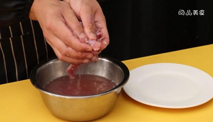 川辣水煮兔做法步骤:2