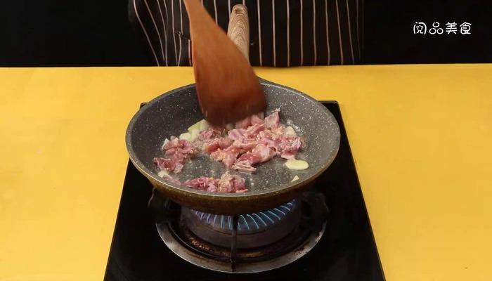 酸菜兔肉做法步骤:10