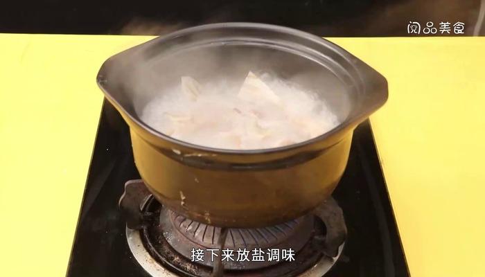 莲藕猪脚汤做法步骤:10