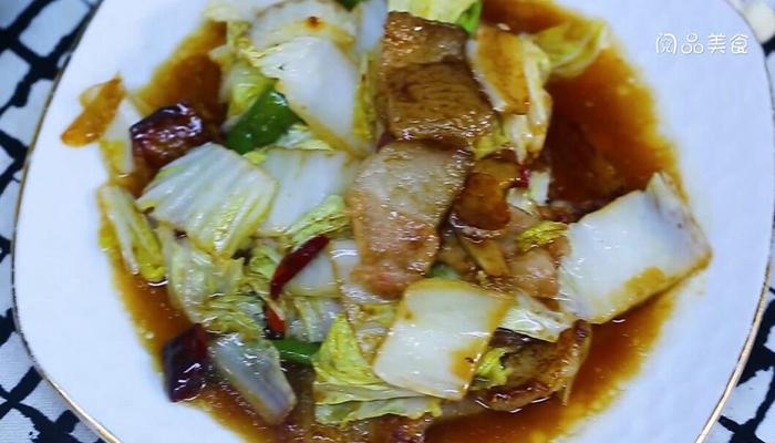 干锅辣白菜做法步骤:11