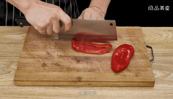 爆炒鳝鱼做法步骤:7