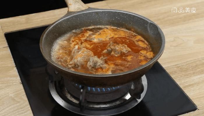 土豆烧排骨做法步骤:12