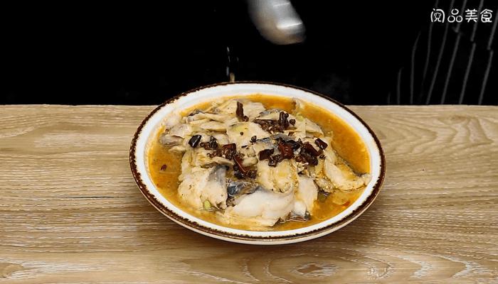 水煮鱼片做法步骤:11