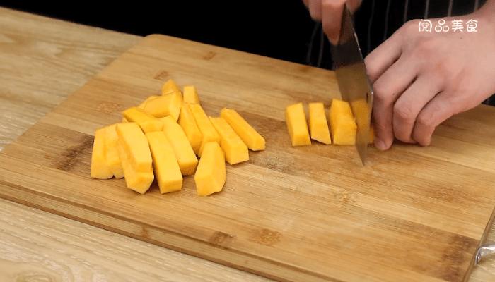 红枣南瓜汤做法步骤:3
