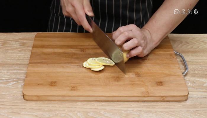 柠檬鸭做法步骤:4