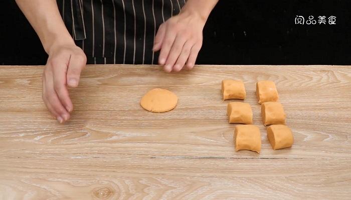 地瓜饼做法步骤:5