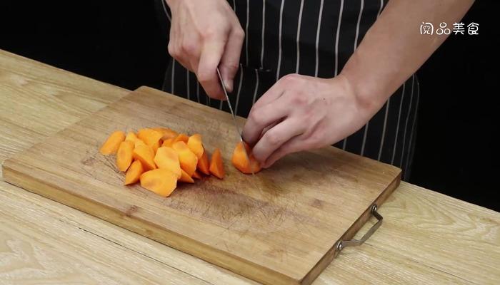 羊肉炖萝卜做法步骤:5
