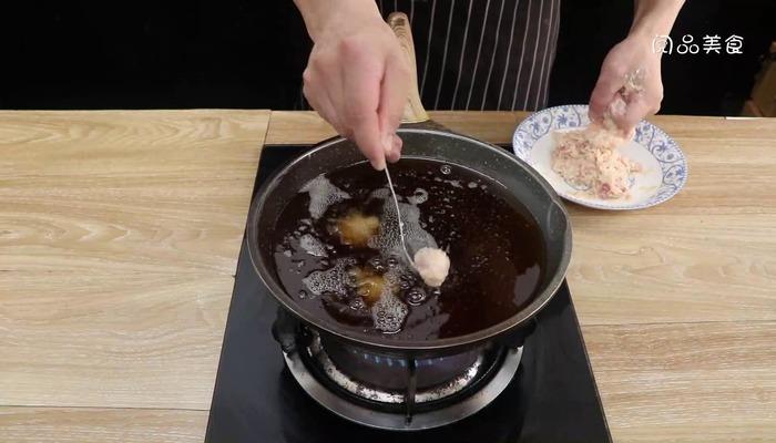 干炸虾枣做法步骤:5
