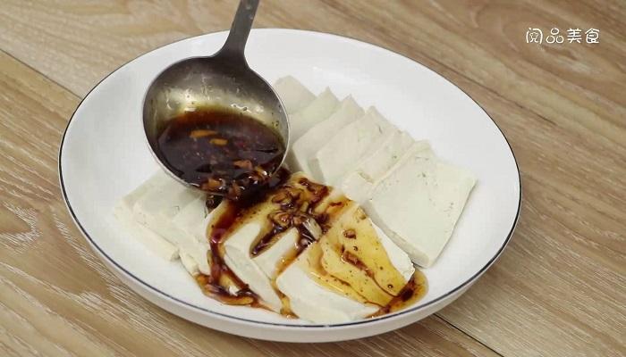 崩山豆腐做法步骤:7