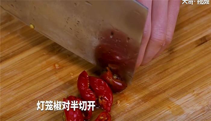 泡椒黄喉做法步骤:7