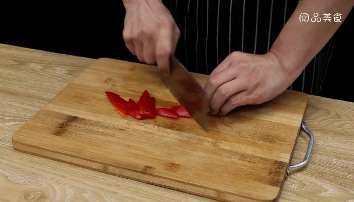 苦瓜炒牛肉做法步骤:4