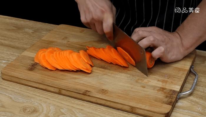 胡萝卜干做法步骤:2