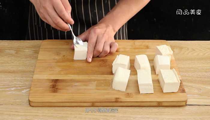 客家酿豆腐做法步骤:3