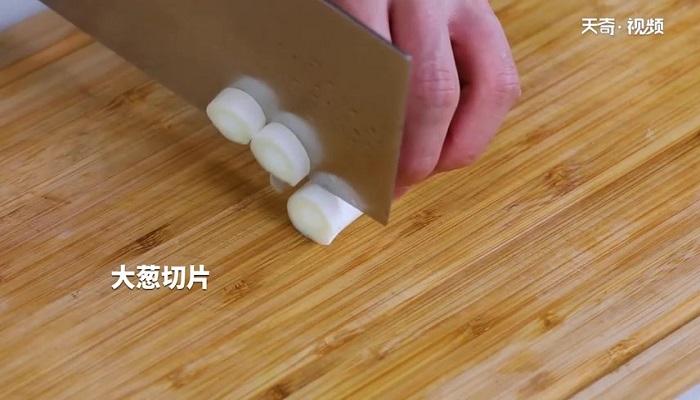 冬瓜烧淡菜做法步骤:5