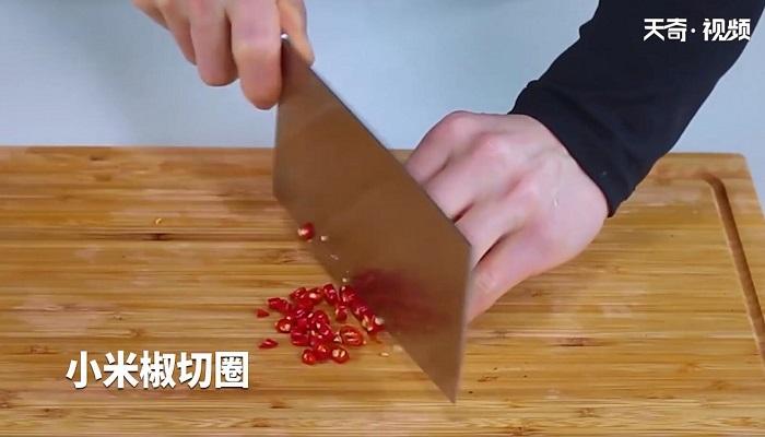 凉拌海蜇皮做法步骤:6