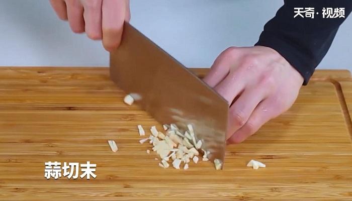 凉拌海蜇皮做法步骤:7