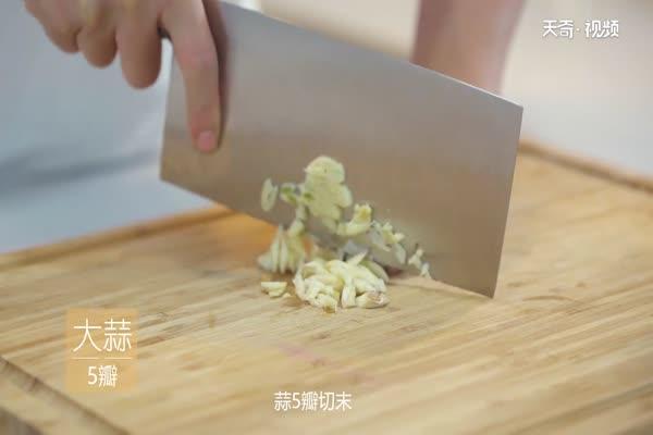 蚝油生菜做法步骤:1