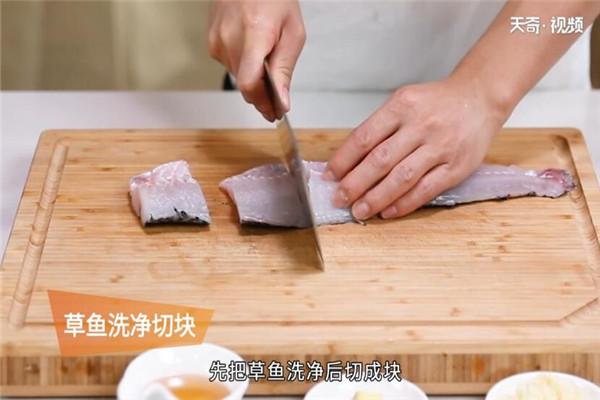 红烧鱼做法步骤:1