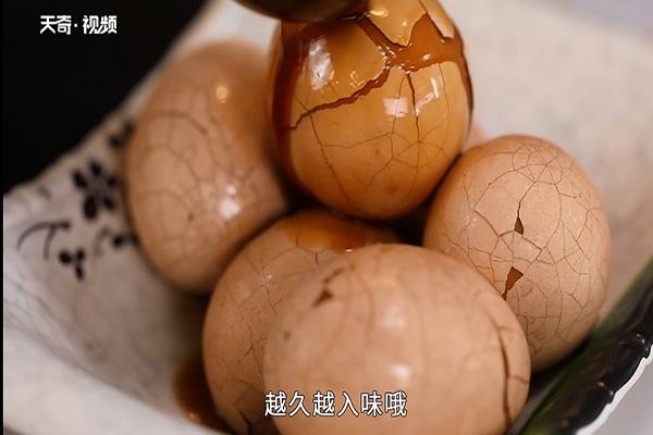 茶叶蛋做法步骤:4