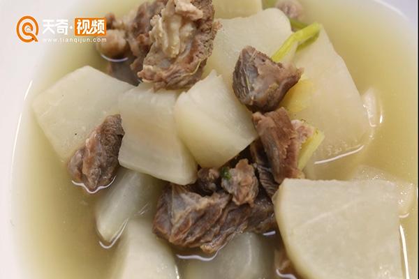 清炖羊肉汤做法步骤:10