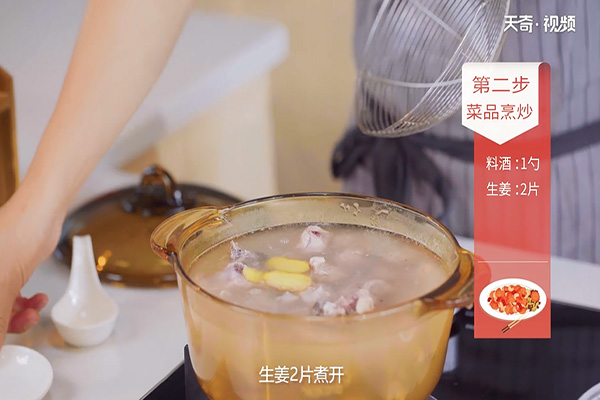 土豆炖排骨做法步骤:5