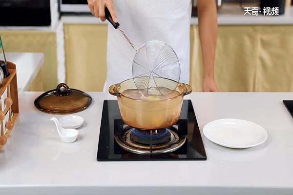 猴头菇排骨汤做法步骤:7
